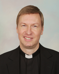 Rev. Jamie Hottovy