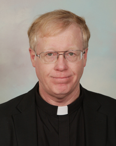 Rev. Thomas Wiedel
