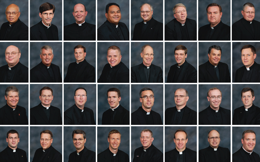 Clergy Appointments 2018
