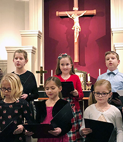 Advent recital 'a great way to start the season'